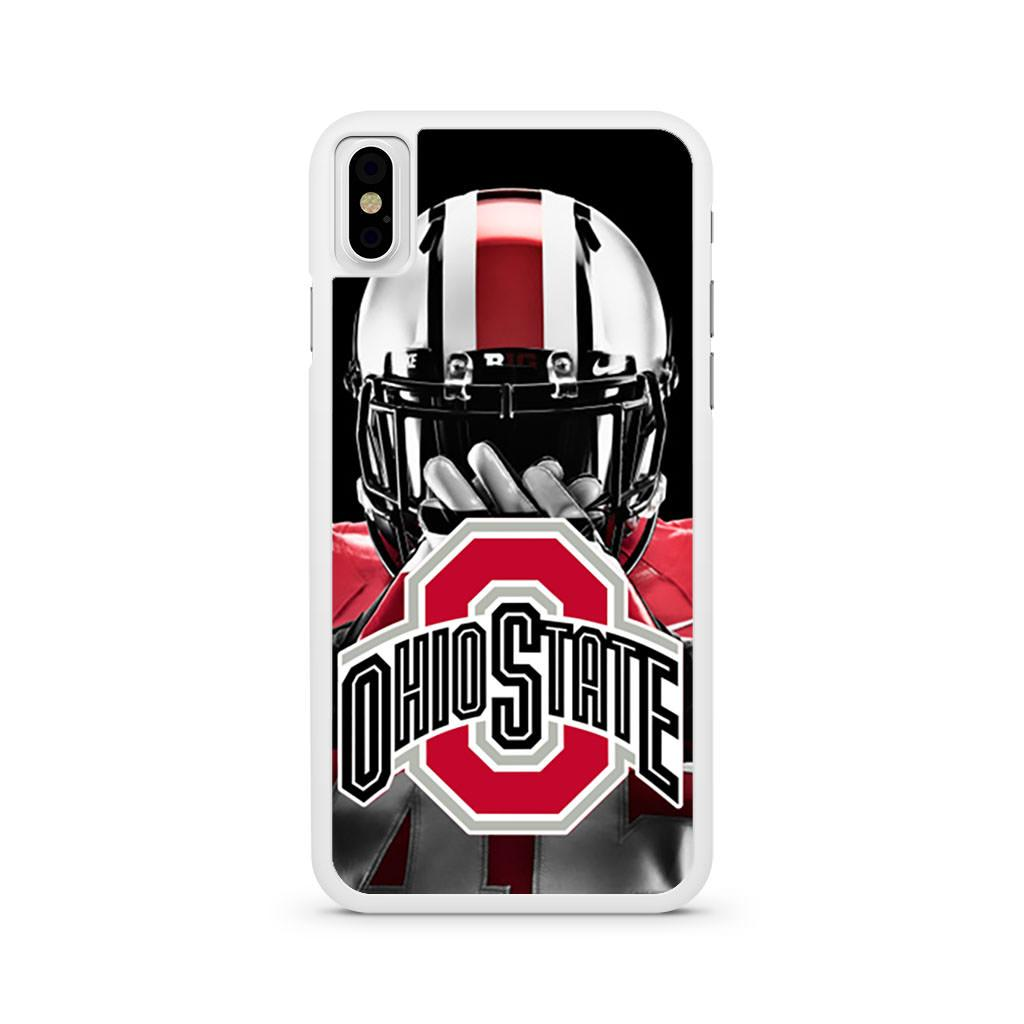 Ohio State Logo iPhone X case