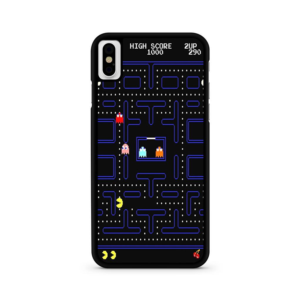 Pacman Game iPhone X case