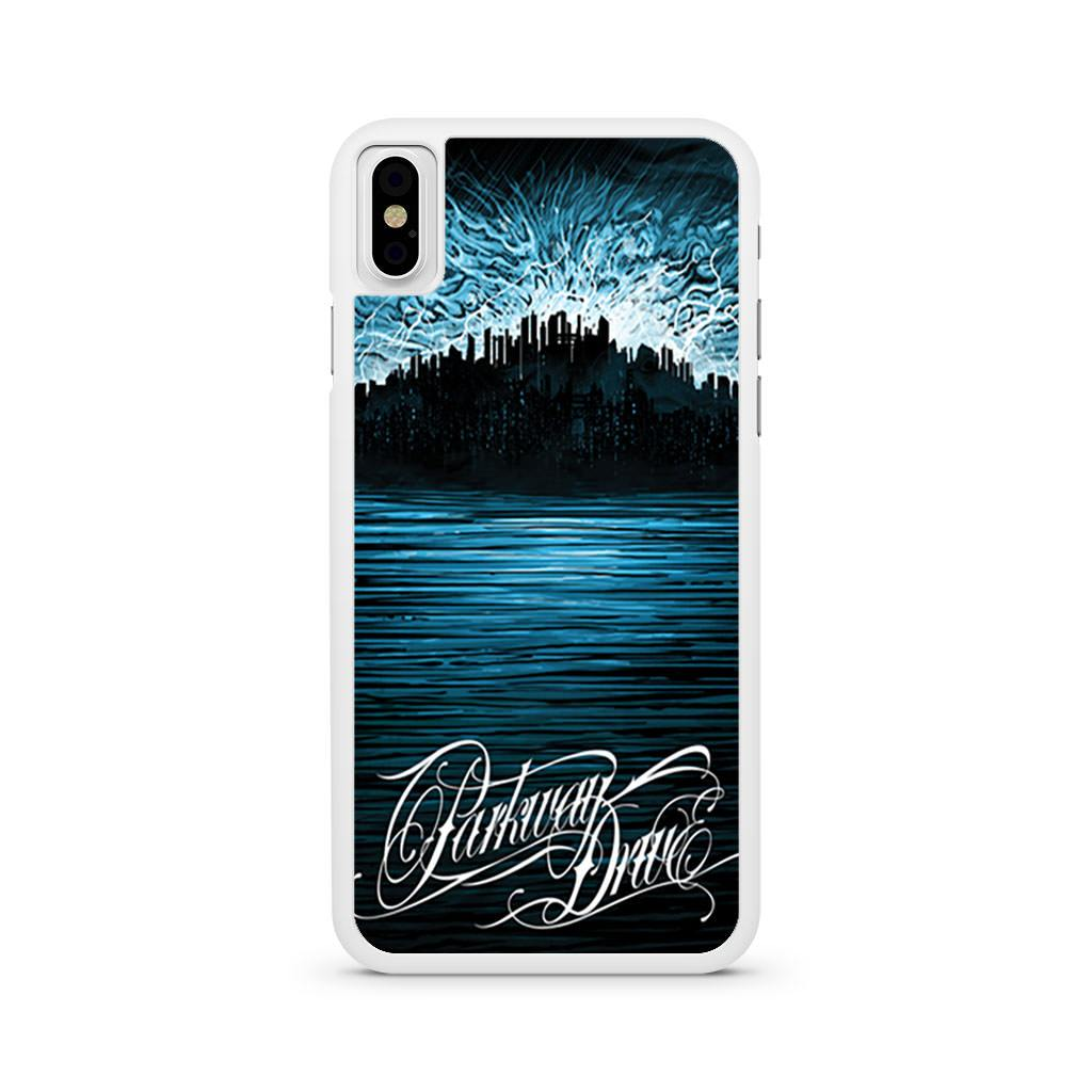 Parkway Drive Deep Blue iPhone X case
