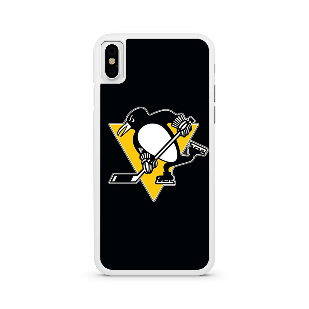 Pittsburgh Penguins Logo iPhone X case