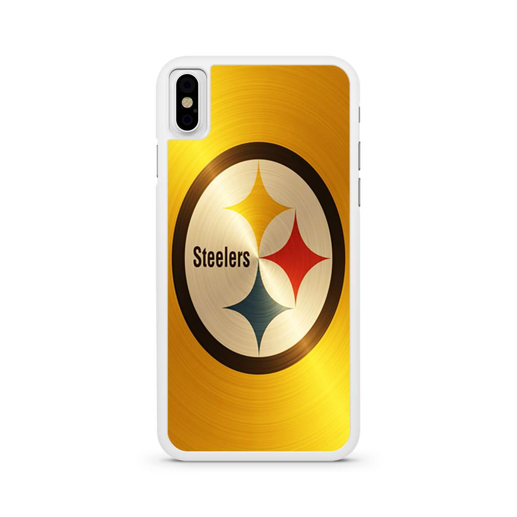Pittsburgh Steelers iPhone X case