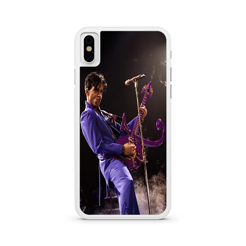 Prince Purple Rain iPhone X case