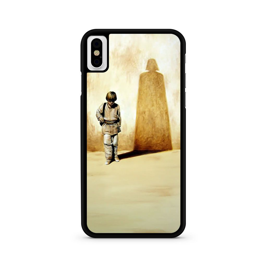 Anakin Skywalker Kid Darth Vader iPhone X case