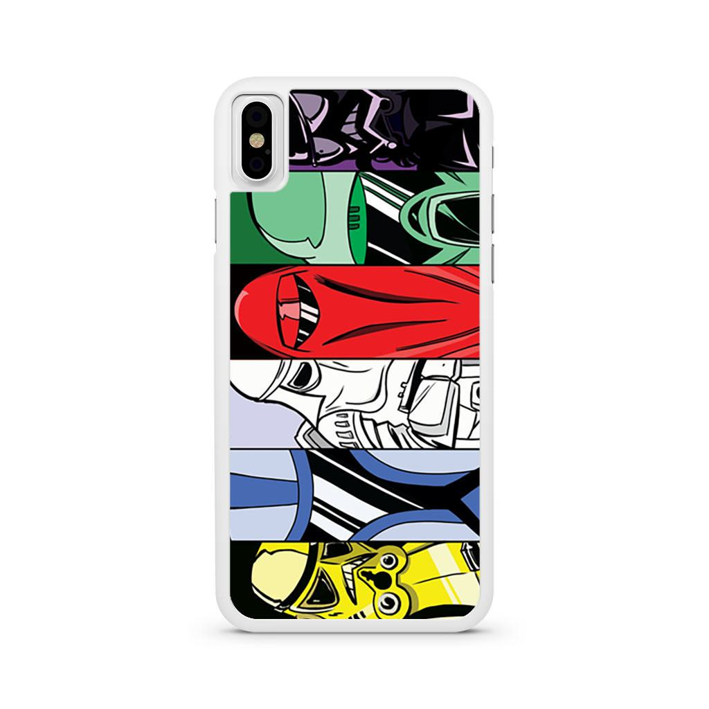 Star Wars Stormtrooper Pop Art iPhone X case