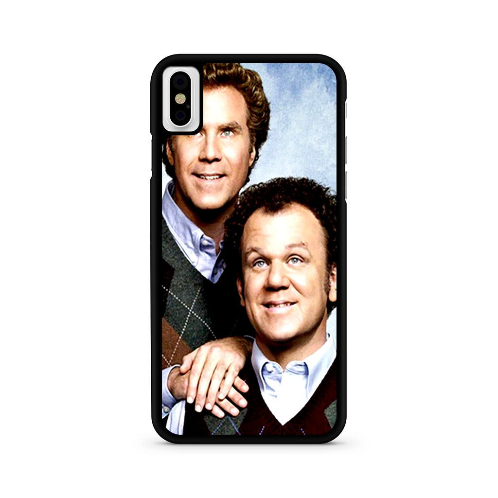 Step Brothers iPhone X case
