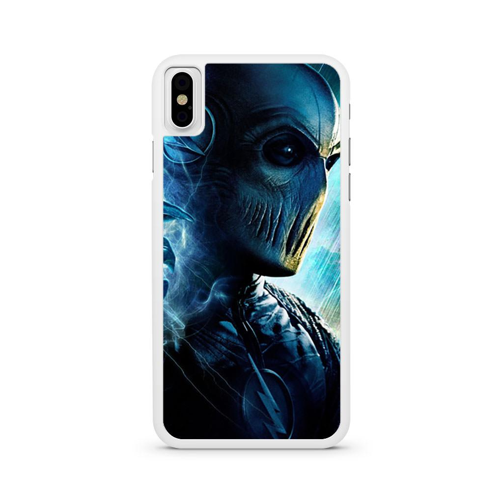 The Flash Zoom iPhone X case