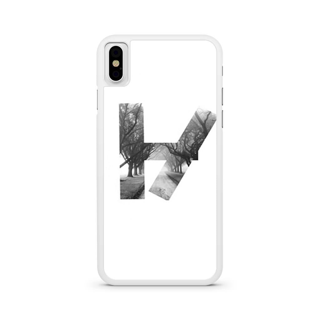 Twenty One Pilots iPhone X case