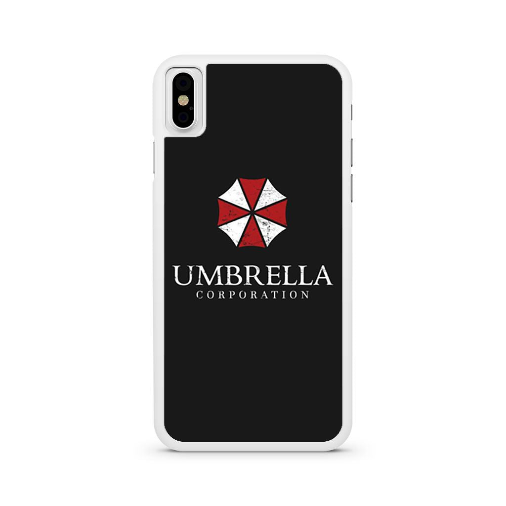 Umbrella Corporation iPhone X case