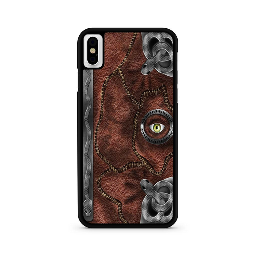 Winifred Sanderson Hocus Pocus Book iPhone X case