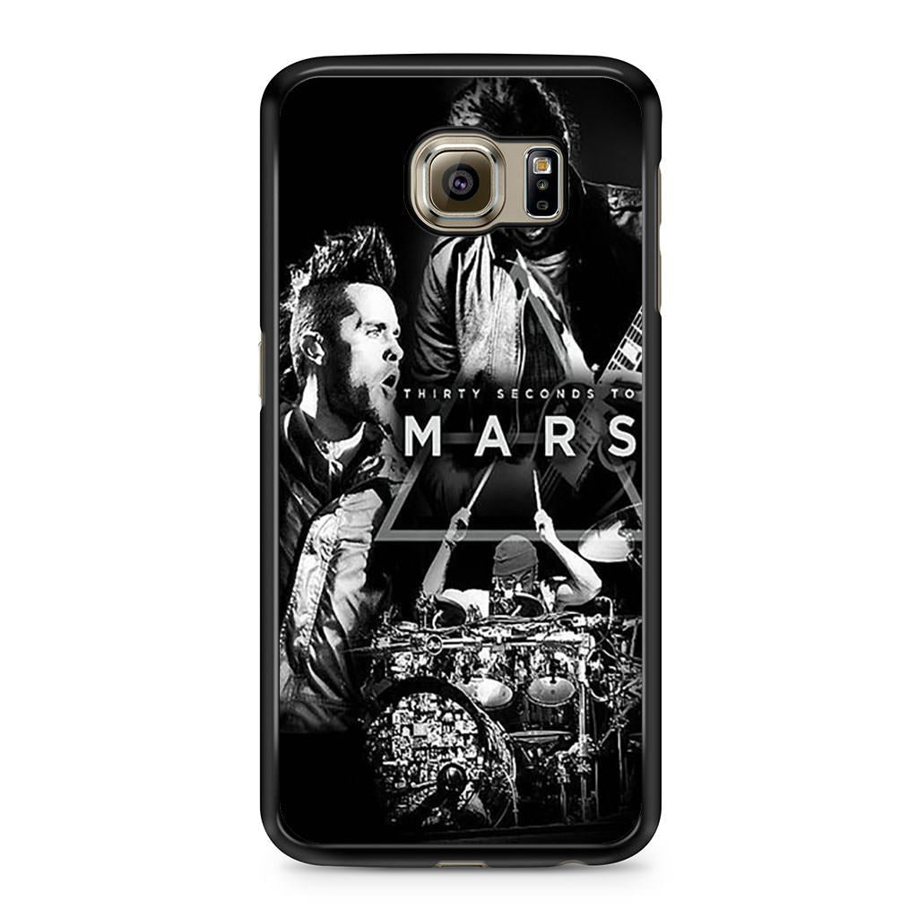 30 Seconds To Mars Samsung Galaxy S6 case