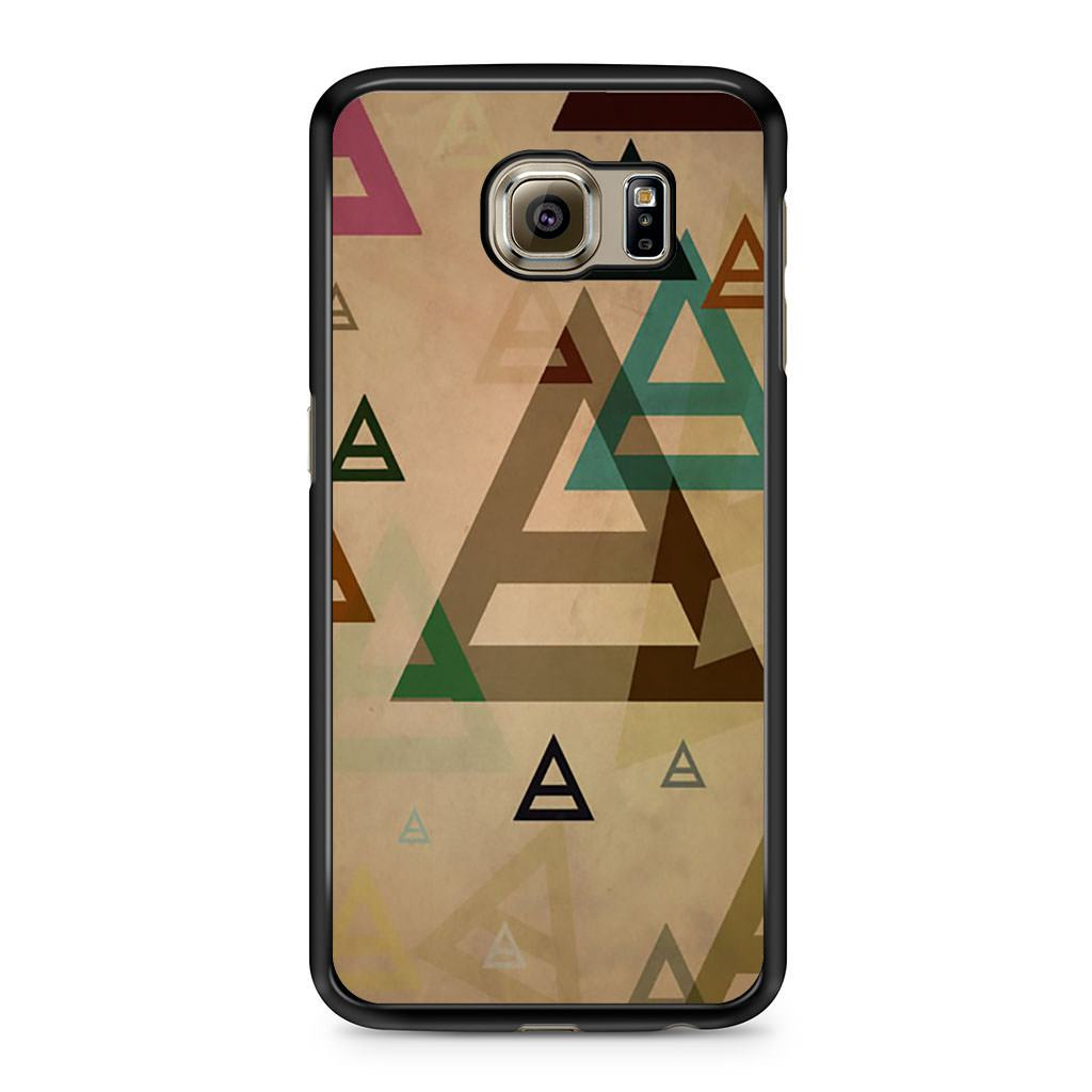 30 Seconds To Mars Triads Samsung Galaxy S6 case
