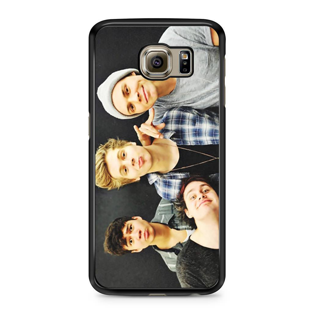 5SOS 5 Seconds Of Summer Samsung Galaxy S6 case