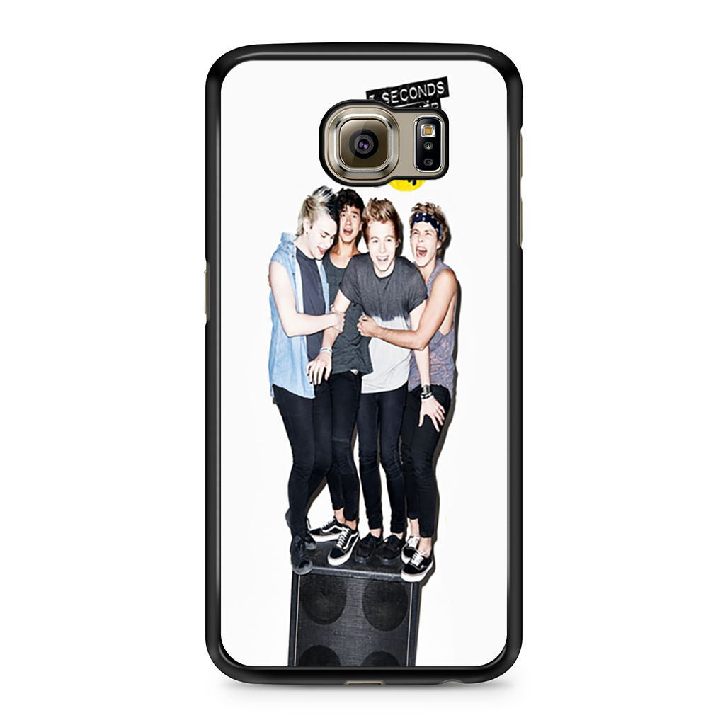 5 Seconds Of Summer Samsung Galaxy S6 case