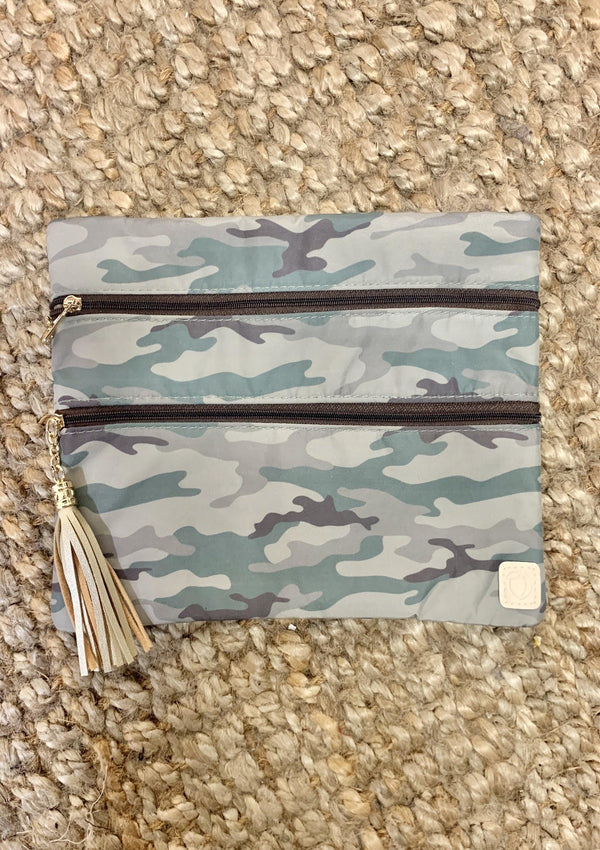 ACCESSORIES CAMO Camo Makeup Bag