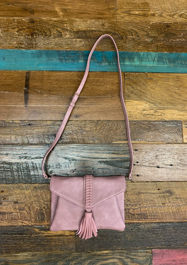 ACCESSORIES MAUVE Crossbody Bag In Mauve