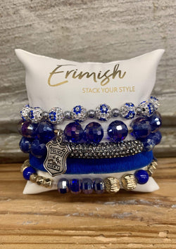 ACCESSORIES POLICEMAN Police Erimish Bracelet Pillowset