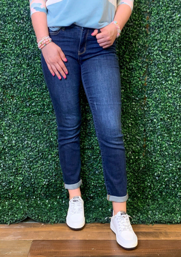 BOTTOMS 3 / DENIM Basic Babe Judy Blue Jeans