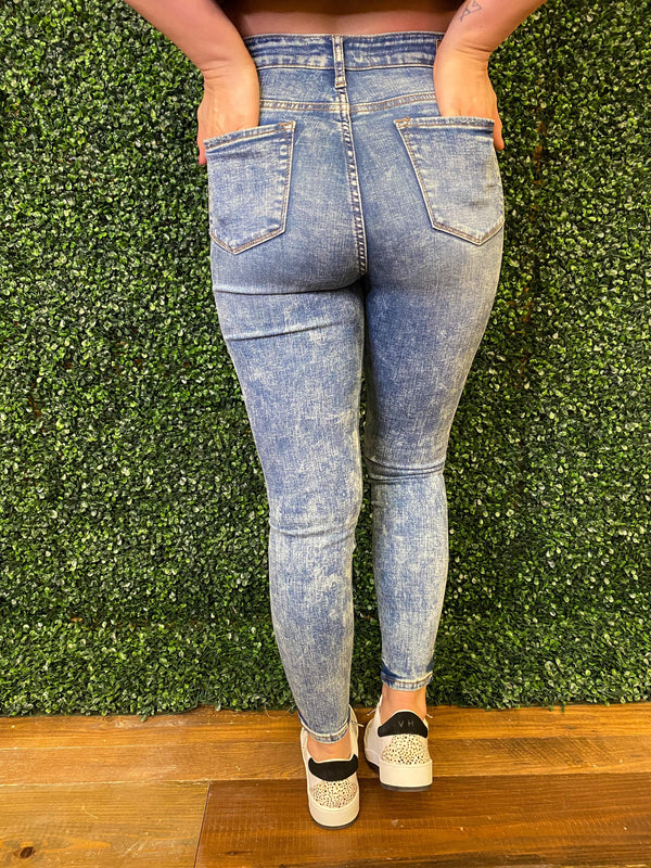 BOTTOMS Attract Attention Judy Blue Jeans
