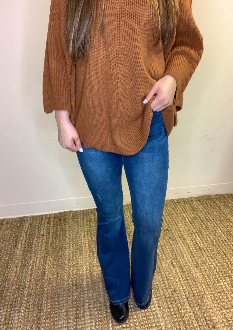 BOTTOMS Flash Flare Judy Blue Jeans