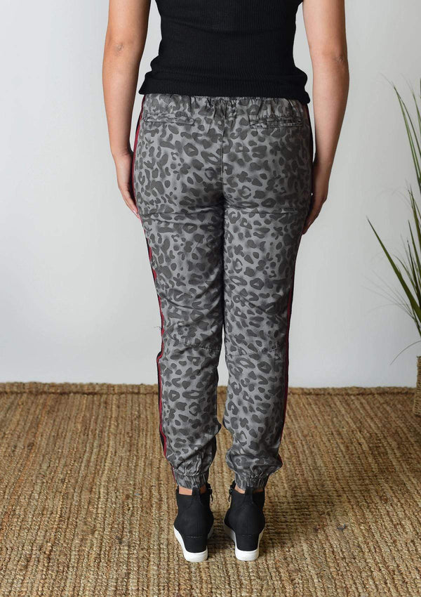 BOTTOMS Got a Wild Idea Jogger Pants