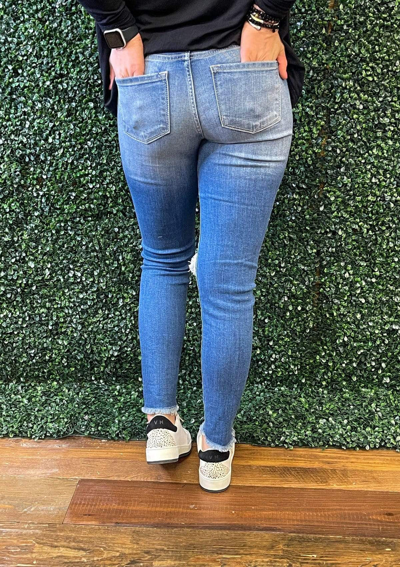 BOTTOMS Say Yes Kan Can Jeans