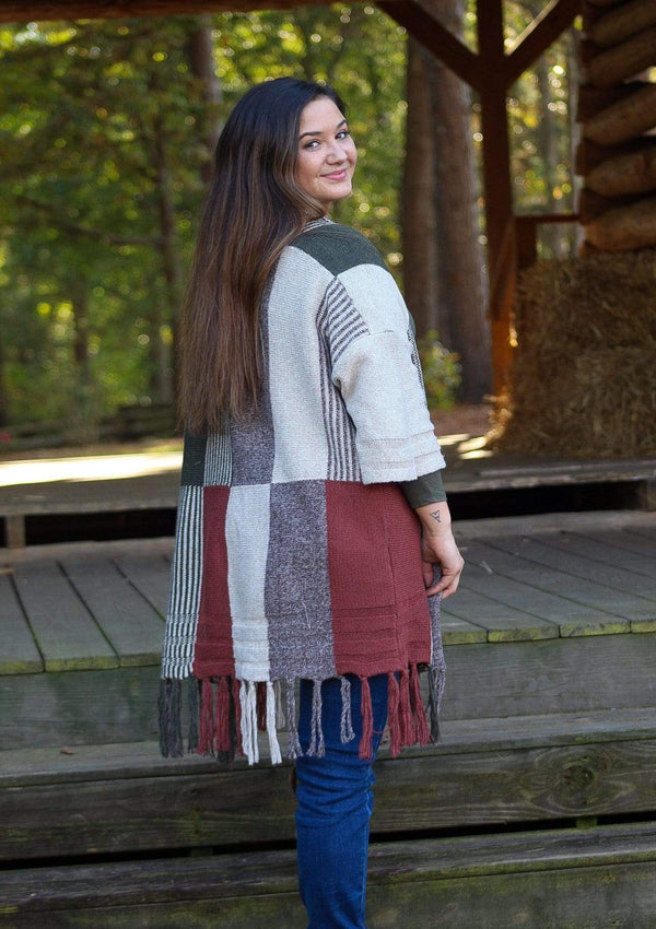 Gather Together Cardigan