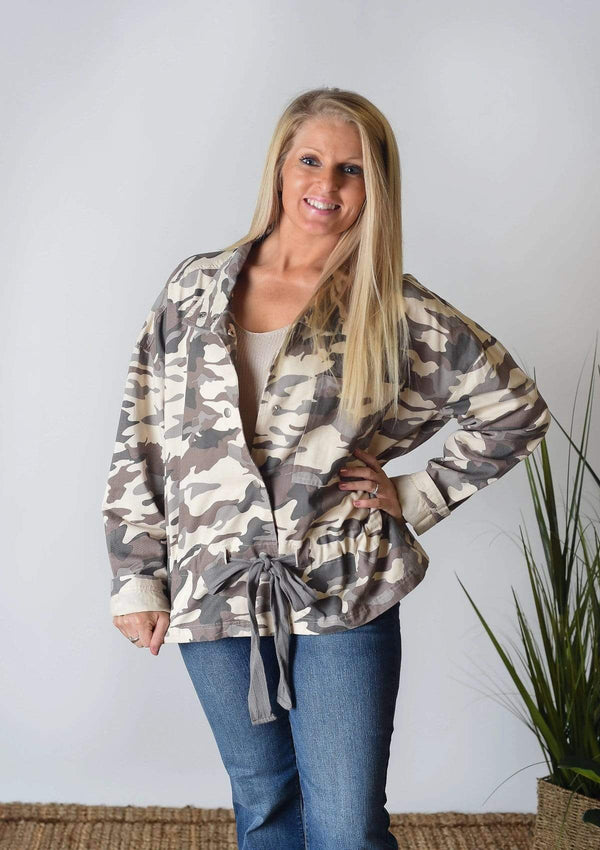JACKETS On the Hunt Camo Jacket