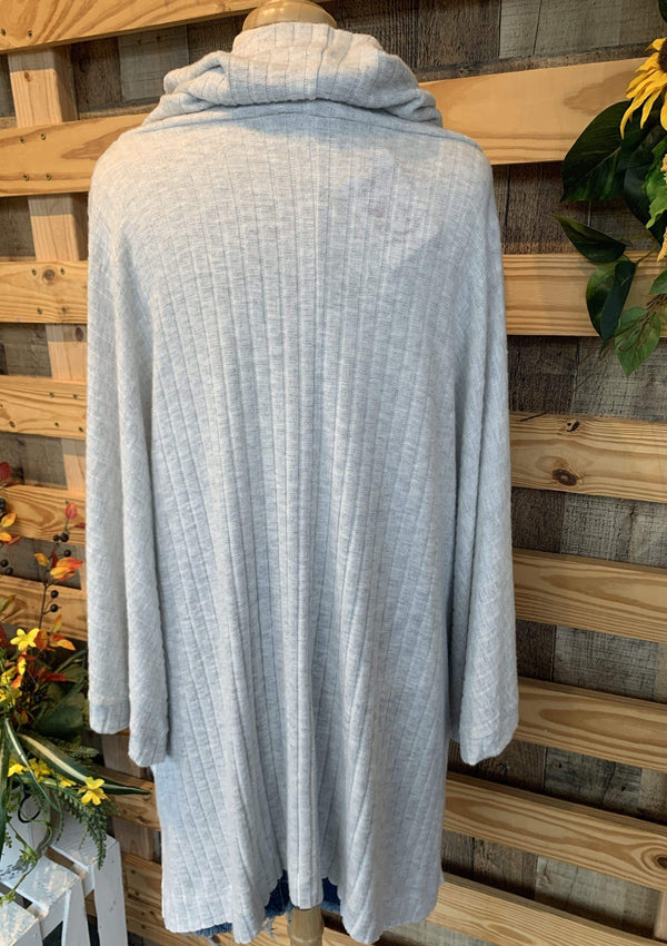 PLUS TOPS By The Fire Sweater In Plus