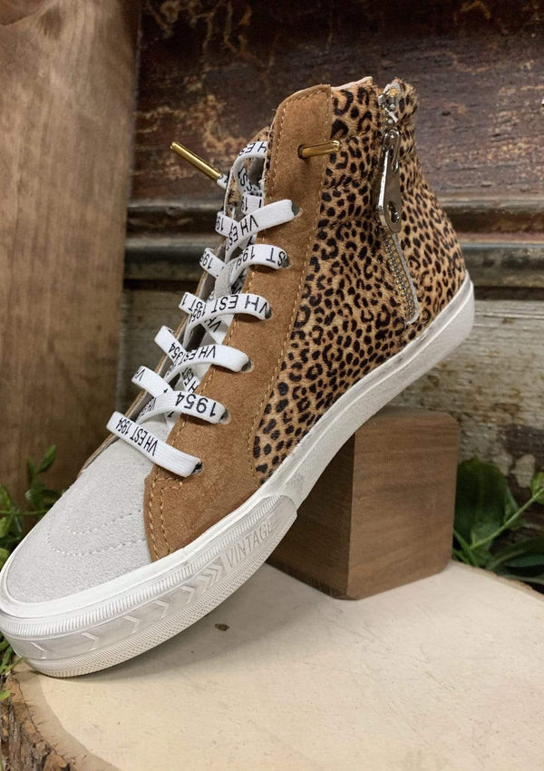 SHOES Lavish Leopard Sneakers