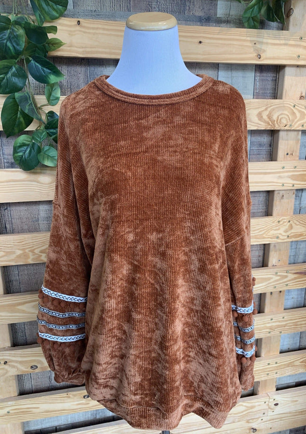 TOPS Desert Dream Sweater