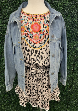 TOPS S / DENIM The Influencer Jacket