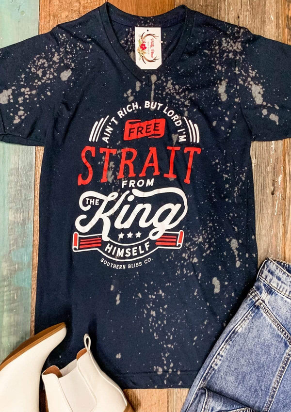 TOPS Straight From The King Tee