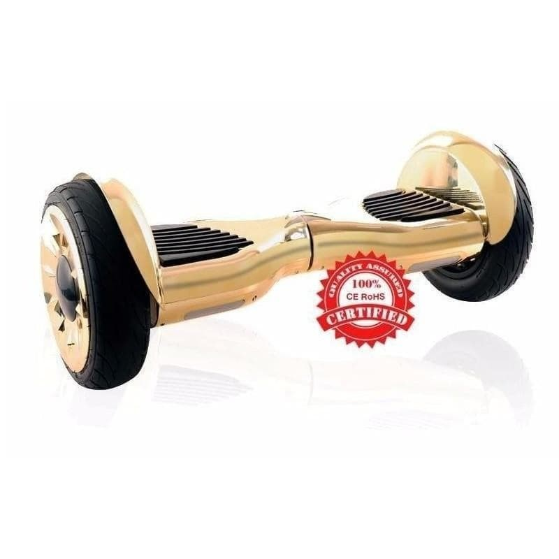 Gold Chrome Mammoth BigWheel - funboards.dk Aps