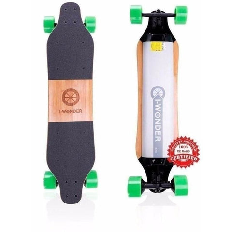 i-Wonder advanced elektrisk skateboard