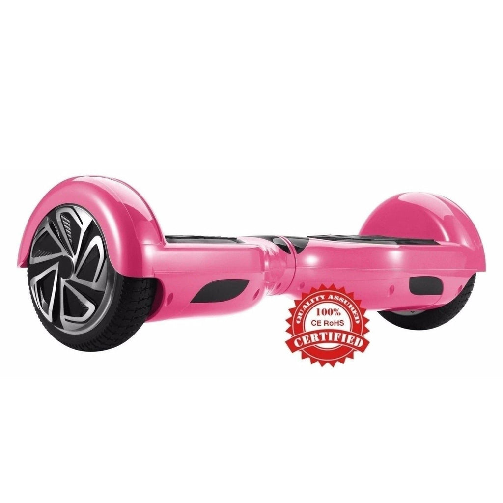 Candy Pink segboard - funboards.dk Aps