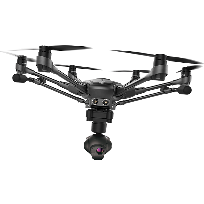 Typhoon H  with CGO-ET Thermal Camera