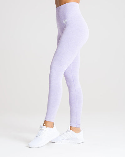 Move Seamless Leggings | Lilac Marl