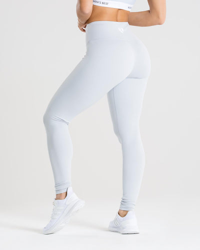 Exclusive High Waisted Leggings | Grey