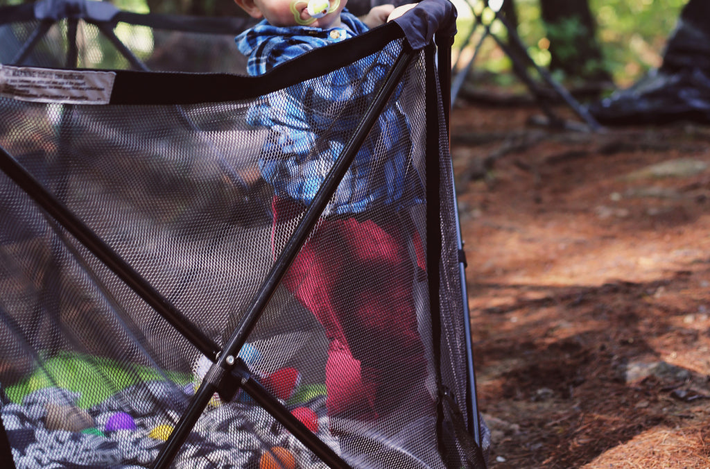 Camping with Turtle Fur Baby Camping Blankets