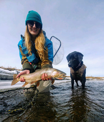 Fly Fishing Gear for the Winter