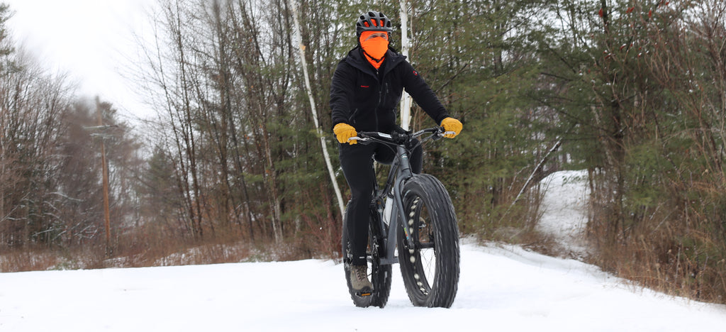 Fat Biking with Turtle Fur