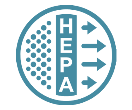 HEPA Filtration Functionality