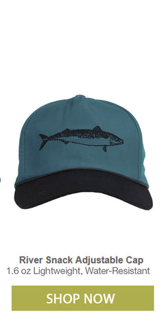 Fly fishing and trout ball cap for men Waterproof nylon