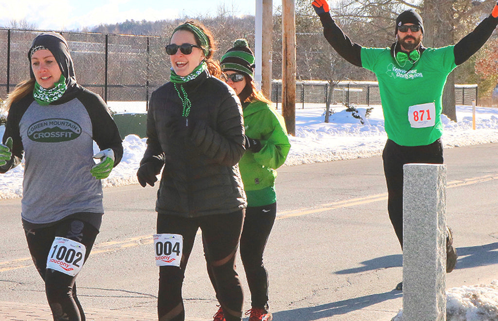 Turtle Fur CrossFit Race Vermont Winter Running