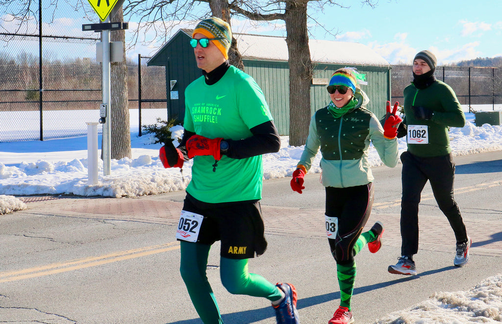 Vermont 10k CrossFit Team Running