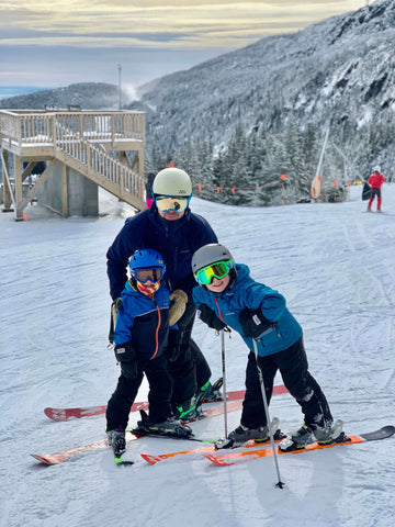tips for teaching your kid to ski