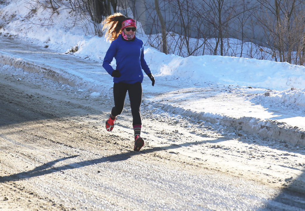 Winter Running Tips and Life savers in the Arctic Blast Frigid Subzero