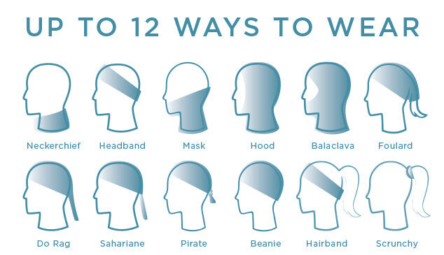Up to 12 Ways to Wear