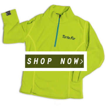 Warm fleece pullovers and zip ups for baselayers and winter outerwear kids who ski and snowboard