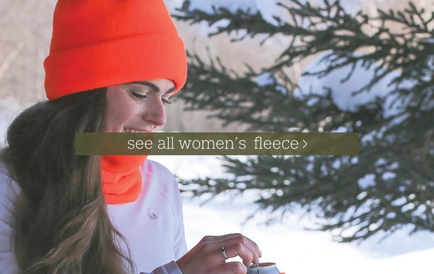 Womens fleece winter hats